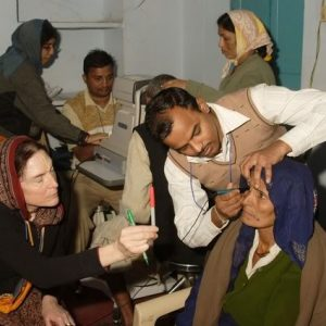 barsana eye camp